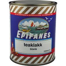 EPIFANES TEAKLAKK BLANK  0,5 LTR