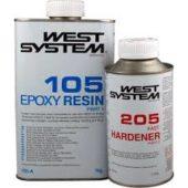 WEST A-PK  SETT 100A/205 1,2 KG