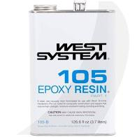 WEST 105B EPOXY RESIN 5KG