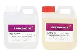 WEST PERMACOTE PAKKE 1+1KG  2 KG