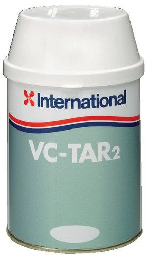 VC TAR2 TJÆRE EPOXY SORT  1 LTR