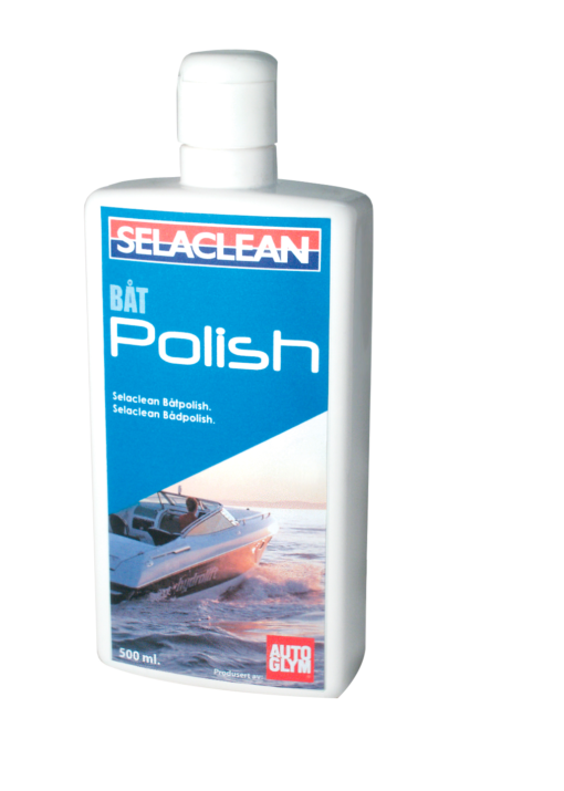 SELACLEAN BÅT-POLISH  500ML