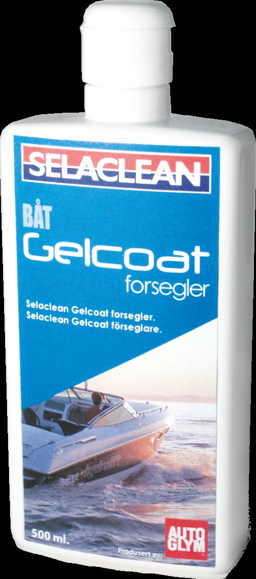 SELACLEAN GELCOAT FORSEGLER  0,5 L